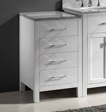 apartments stunning white bathroom floor cabinets with grey