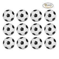 table soccer foosballs replacement balls mini black