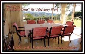 Upholstery Encino Upholstery Upholstery Shops Reupholsterers Repair Furniture Service