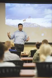 veteran shares afghanistan war experiences at cal u event