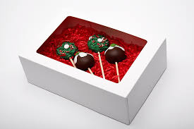 Christmas Cake Pop Decorations by Gifts For Teacher
