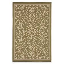 Green Outdoor Rug Buy Green Outdoor Rug Runners From Bed Bath U0026 Beyond
