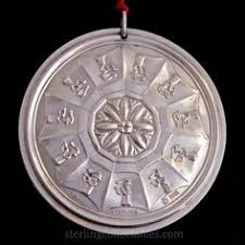 2014 designs by baron silver stars sterling ornament ornaments