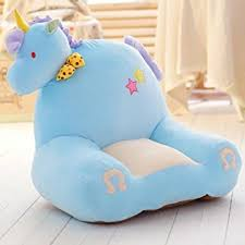 cute bean bag chairs amazon com jibuteng boys girls sofa cute animal plush toy soft
