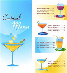 drink menu template free 50 best restaurant menu templates both paid and free infoparrot