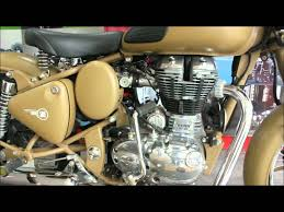royal enfield classic desert storm exclusive video youtube