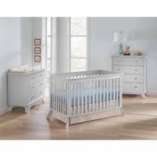 Convertible Crib Vs Standard Crib Sealy 3 In 1 Convertible Crib White Walmart