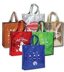 metallic gift bags it s time to shine custom printed metallic tote bags printed gift