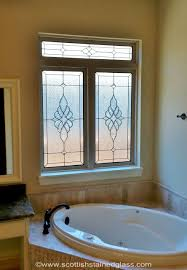 stained glass denver bathroom sgd