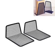 Black Wire Mesh Desk Accessories by Online Get Cheap Mesh Bookends Aliexpress Com Alibaba Group