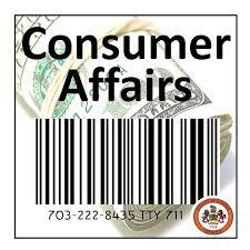 bureau of consumer affairs fairfax county consumer affairs home