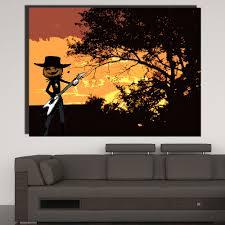 halloween art prints online get cheap halloween pumpkin art aliexpress com alibaba group