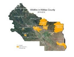 Wildfire Map August 2015 by Wildfire Assistance Programs At The County Level U2014kittitas County
