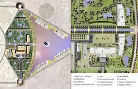 Medical Clinic Floor Plan by Vedanta University Medical Precinct Master Plan