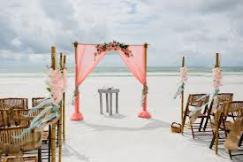 Wedding Arches Beach Coral Beach Wedding Arbor Beach Weddings Arbors Pinterest