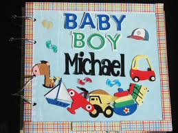 baby boy scrapbook album thefishie s realm of cards scrapbooking and crochet baby boy