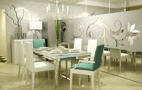 contemporary dining room decor fair