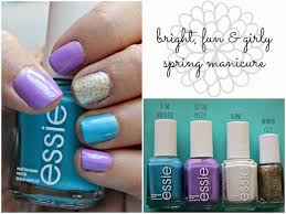 my favorite spring nail trends two easy manicure ideas ashley