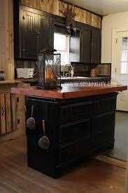 barnwood kitchen island kitchen reclaimed pallet kitchen island barnwood is reclaimed