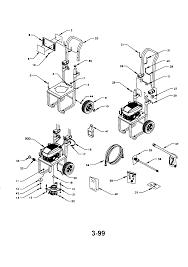 580 768110 craftsman 5 hp 1900 psi 2 gpm high pressure washer