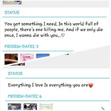 whatsapp liebes status spr che whatsapp status auf englisch mit kleiner bedingung poetisch