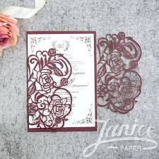 wedding invitations laser cut laser cut wedding invitations ryanbradley co