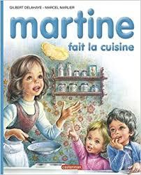 fait de la cuisine les albums de martine martine fait la cuisine amazon co uk michel