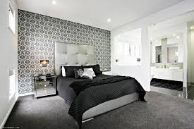 black and white bedroom wallpaper decor ideasdecor ideas wallpaper feature wall bedroom ideas http umadepa com