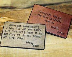 leather anniversary gifts for him traditional 3rd wedding anniversary gifts for him leather