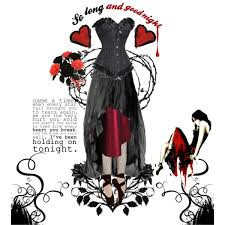 Mcr Halloween Costume Helena U0027ll Meet Cars Collide Polyvore