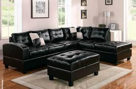 Leather Sofa Cushions Black Leather Sofa Cushion Ideas Centerfordemocracy Org