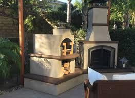 Backyard Brick Pizza Oven Wiedeman Wood Fired Outdoor Brick Pizza Oven Outdoor Fireplace