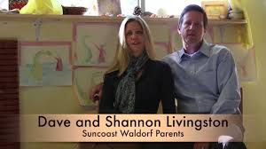 suncoast waldorf parent testimonial the livingstons youtube