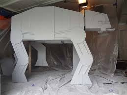 Star Wars Bedrooms by Build A Star Wars Imperial Walker Bed