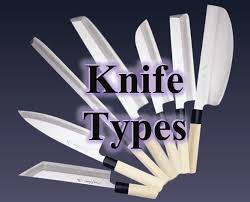 Types Of Japanese Kitchen Knives Knife Purposes U0026 Types