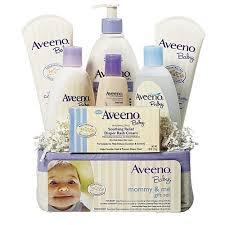 aveeno baby and me gift set baby