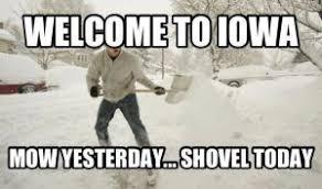 Shoveling Snow Meme - funny winter memes