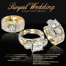 royal wedding ring second marketplace exquisite royal wedding antique gold