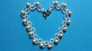 crystal bead necklace jewelry images Pearl and crystal beads jewelry design how to make an elegant jpg