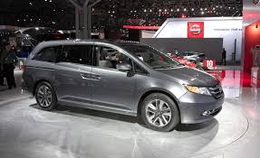 2014 honda odyssey official photos and info u2013 news u2013 car and driver