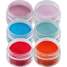 acrylic nail powder colors cute nails for women