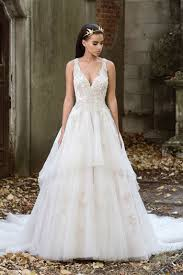 brown wedding dresses and enchanting wedding dresses sincerity bridal