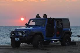 beach jeep surf work hard play harder surf fishing photo shoot