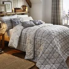 Brushed Cotton Duvet Covers Country Check Brushed Cotton Red Tartan Duvet Cover Bela Casa Home