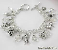 themed charm bracelet theme jewelry mythical creatures charm bracelets and
