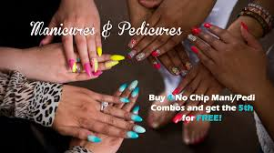 glitter nail salon in oak park salon spa manicures pedicures