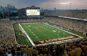 Ohio State Friday Night Lights Gophers Football U0027s Friday Night Game Next Year Conflicts With High