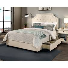 Metal Bed Frame Costco Cal King Upholstered Bed Costco Kensington California Sleigh Grey