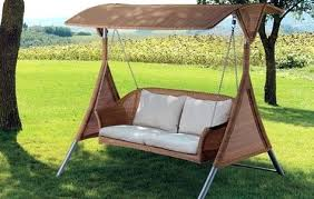 porch swing canopy 2 person patio swing canopy hammock black