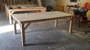 custom garage work bench 4 u0027 x 8 u0027 mdf the rattlin u0027 antler